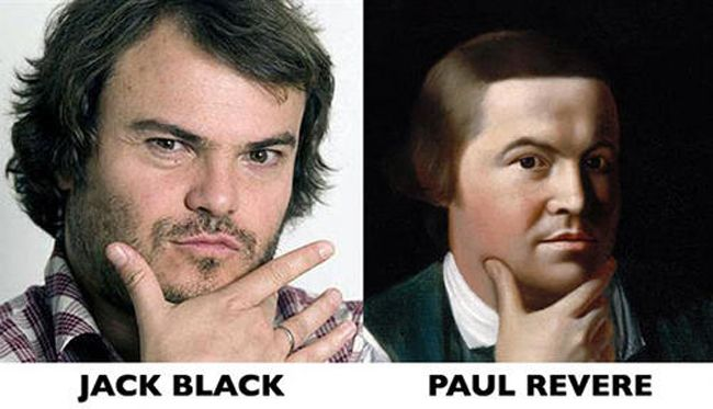 Celebrity news: 15 Celebrities And Their Mind Blowing Historical Doppelgangers!