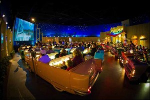 Sci-Fi Dine In Theater, Disney's Hollywood Studios