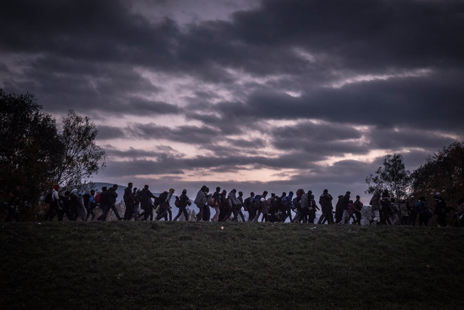 Mass Migration Crisis and It May Yet Get Worse