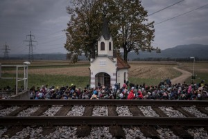 Mass Migration crisis and it is able to but get worse