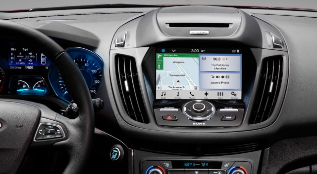 Ford caves, offers OnStar-like embedded mobile Sync Connect in 2017 Escape