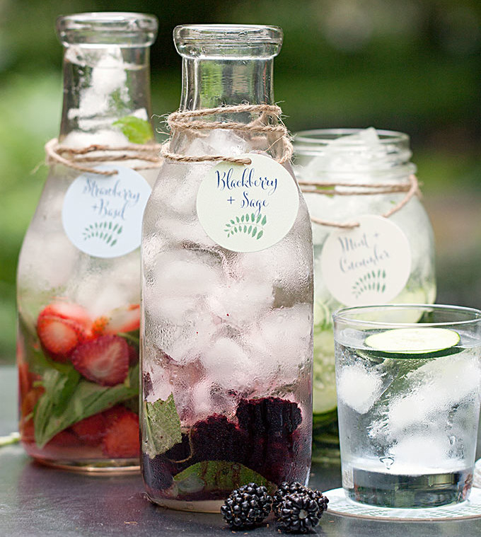 Healthy Fruit Water Recipes To Replace Soda for your health