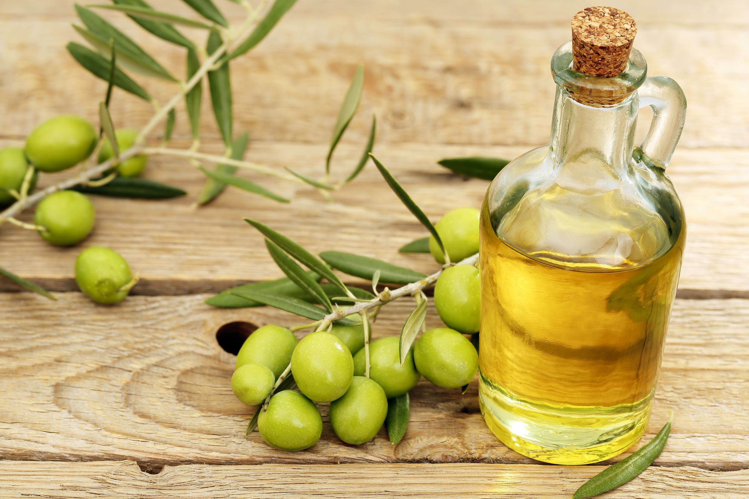A way to keep away from fake OLIVE OIL