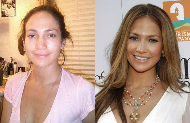 Celebrities Pictures Without Makeup!