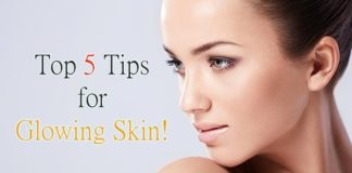 5 Ways to Have a Healthy Glowing Skin